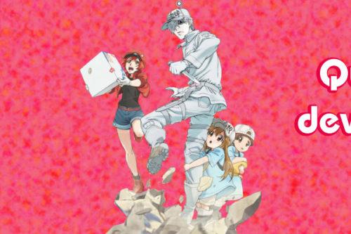 Les Brigades Immunitaires-anime