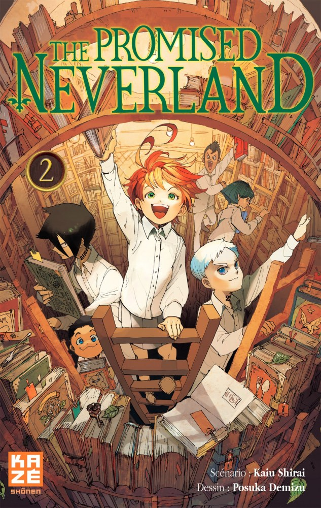 The Promised Neverland-review