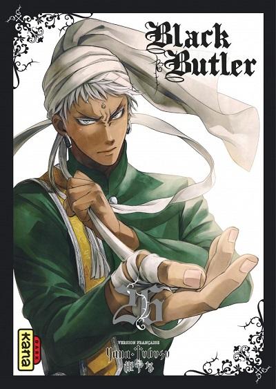Black Butler T26 (31/08/18)