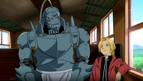 FMA-Elric frère