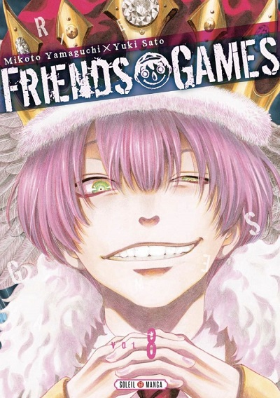 Friends Games T8 (22/08/18)