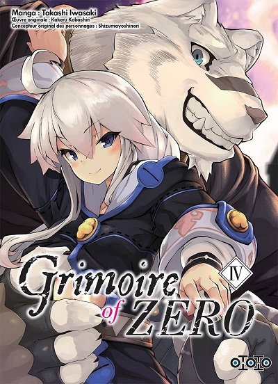 Grimoire of Zero T4 (24/08/18)
