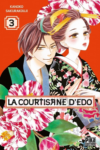 La courtisane d'Edo T3 (22/08/18)