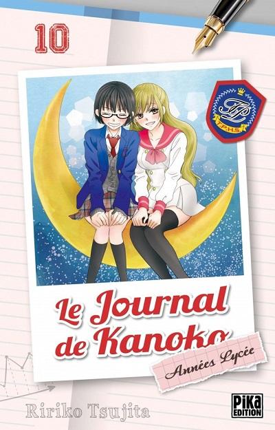 Le Journal de Kanoko - Années lycée T10 (16/08/18)