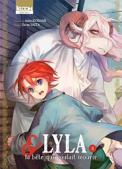 Lyla & la bête qui voulait mourir T3 (30/08/18)