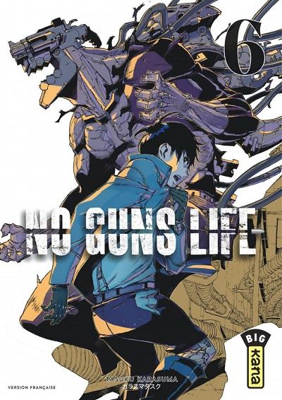 No Guns Life T6 (31/08/18)