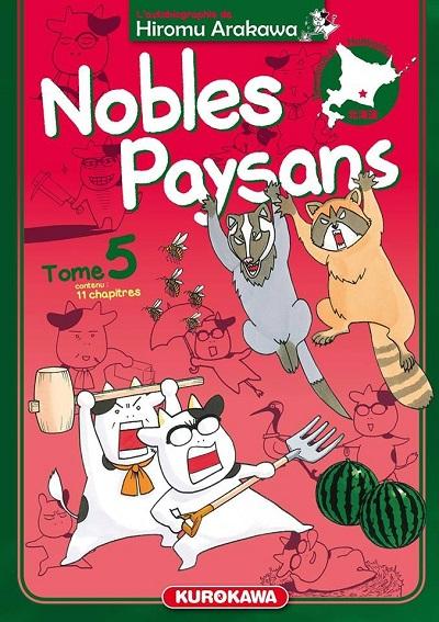 Nobles paysans T5 (23/08/18)
