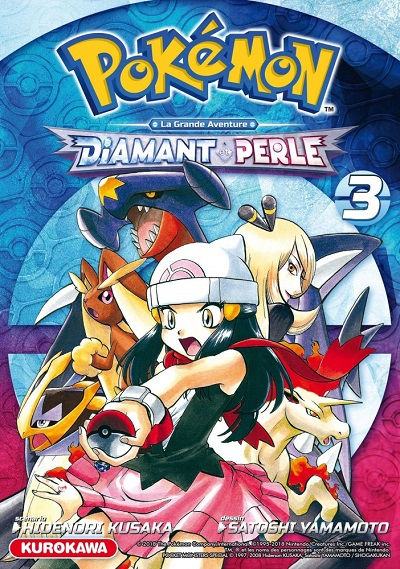 Pokémon Diamant et Perle T3 (23/08/18)