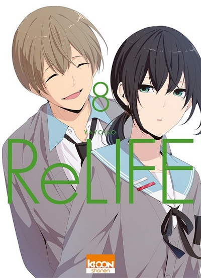 ReLIFE T8 (16/08/18)