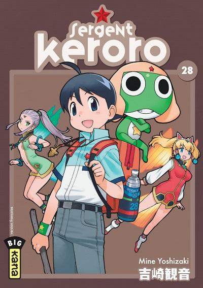 Sergent Keroro T28 (24/08/18)