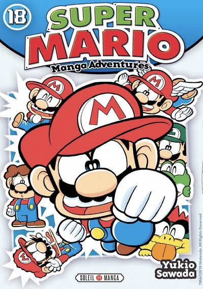 Super Mario Manga Adventures T18 (22/08/18)