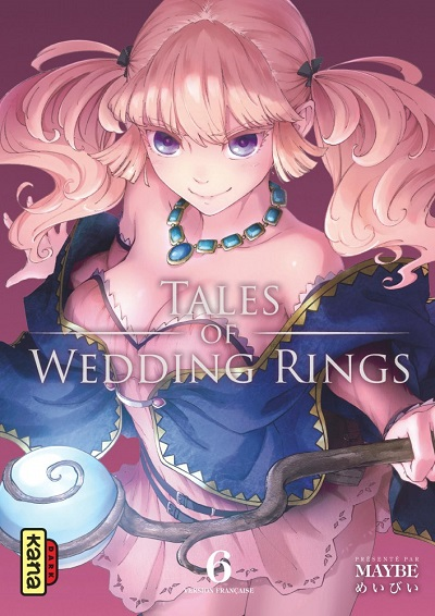 Tales of wedding rings T6 (24/08/18)
