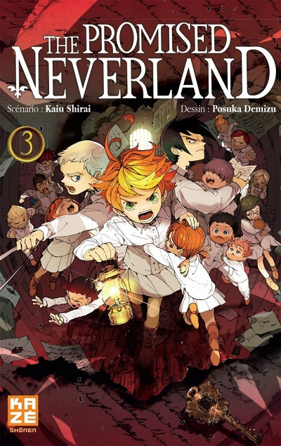 The Promised Neverland T3 (22/08/18)