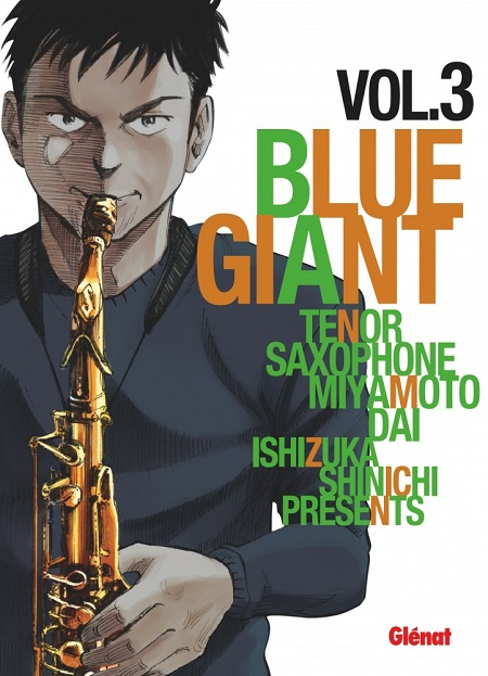 Blue Giant T3 (19/09/18)
