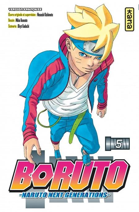 Boruto T5 (07/09/18)