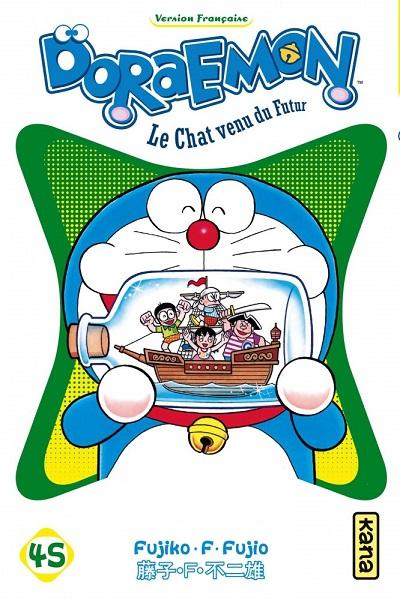 Doraemon T45 FIN (05/10/18)