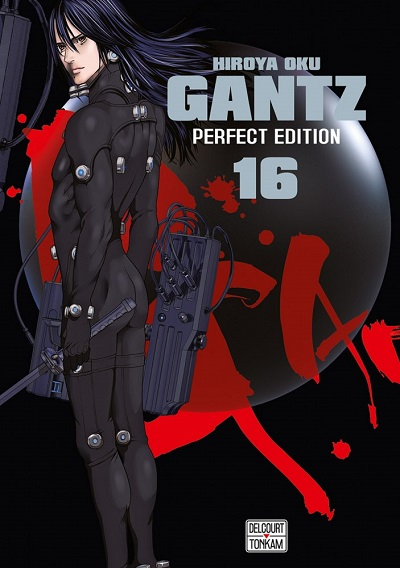 Gantz T16 (03/10/18)