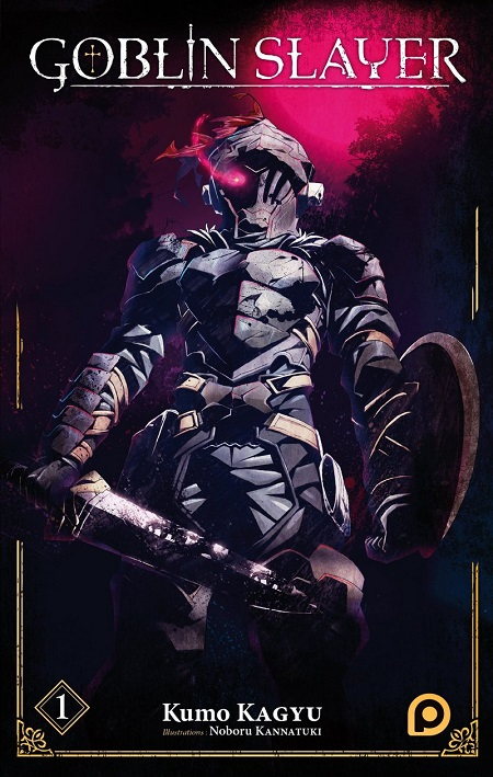 Goblin Slayer T1 Light Novel (13/09/18)