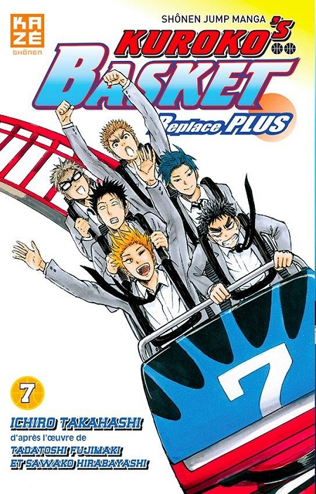 Kuroko's Basket Replace PLUS T7 (05/09/18)