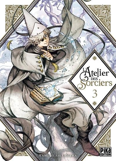 L'Atelier des Sorciers T3 (03/10/18)