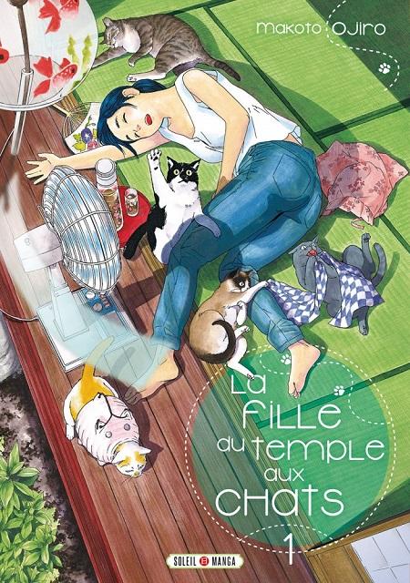 La fille au temple aux chats T1 (26/09/18)