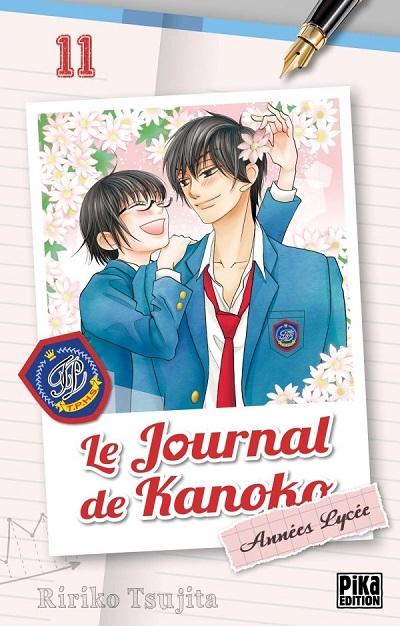 Le Journal de Kanoko - Années lycée T11 FIN (03/10/18)
