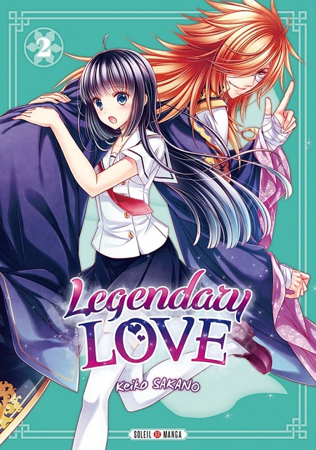Legendary Love T2 (26/09/18)