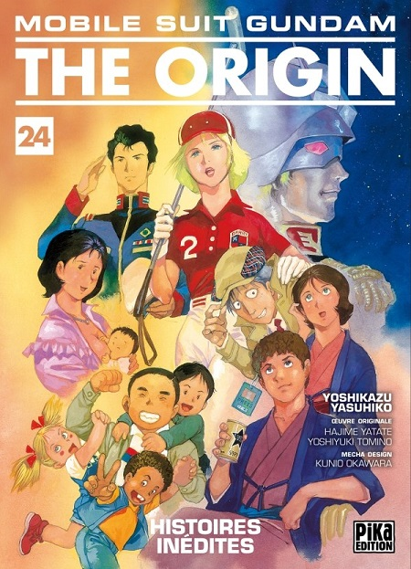 Gundam - The Origin T24 FIN (19/09/18)