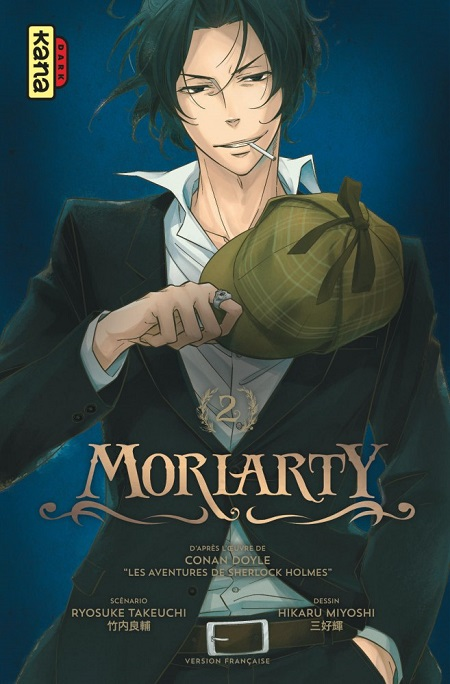 Moriarty T2 (21/09/18)