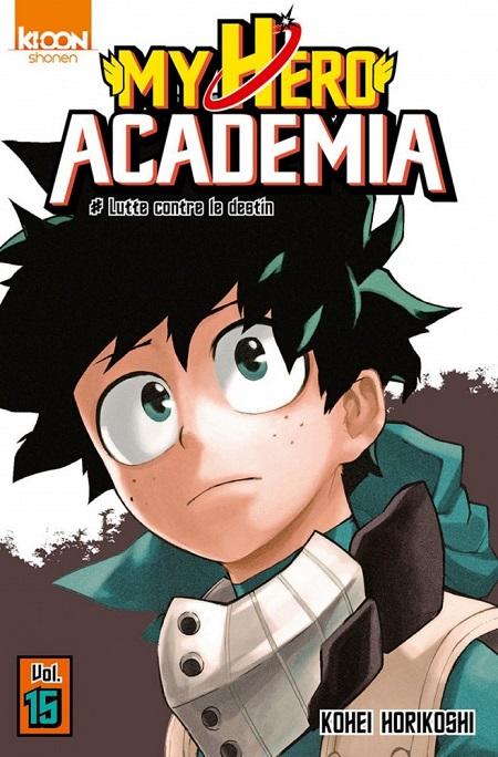 My Hero Academia T15 (06/09/18)