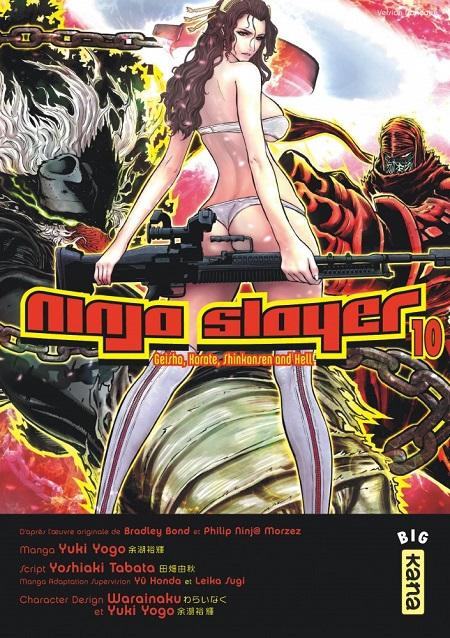 Ninja Slayer T10 (07/09/18)