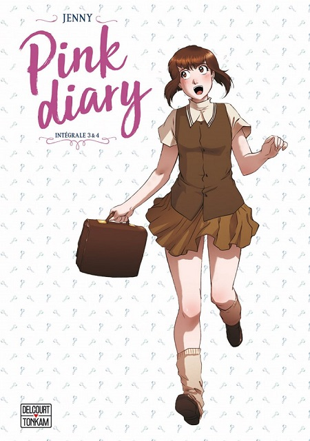 Pink diary 3 & 4 (19/09/18)