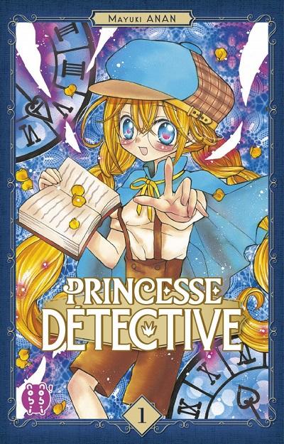 Princesse Détective T1 (03/10/18)