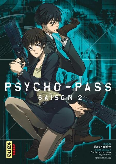 Psycho-Pass S2 T1 (21/09/18)