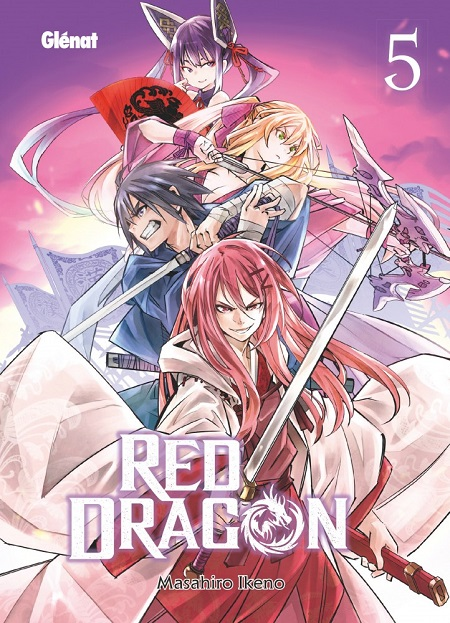 Red Dragon T5 FIN (19/09/18)