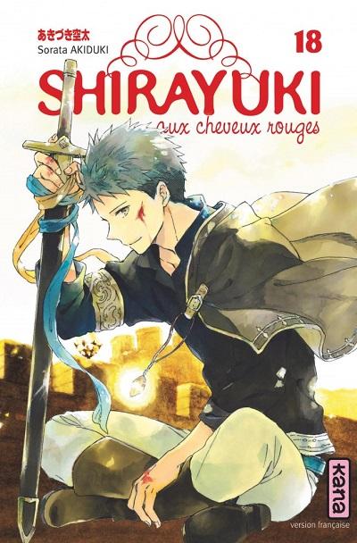 Shirayuki aux cheveux rouges T18 (05/10/18)