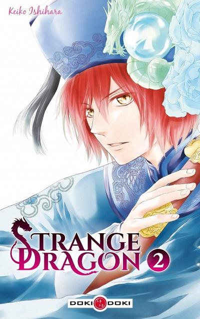 Strange Dragon T2 (03/10/18)