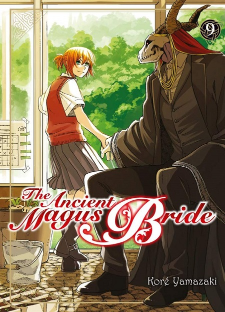 The Ancient Magus Bride T9 (20/09/18)