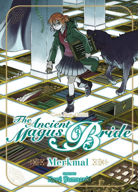 The Ancient Magus Bride Merkmal (20/09/18)