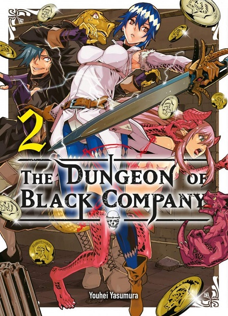 The Dungeon of Black Company T2 (27/09/18)