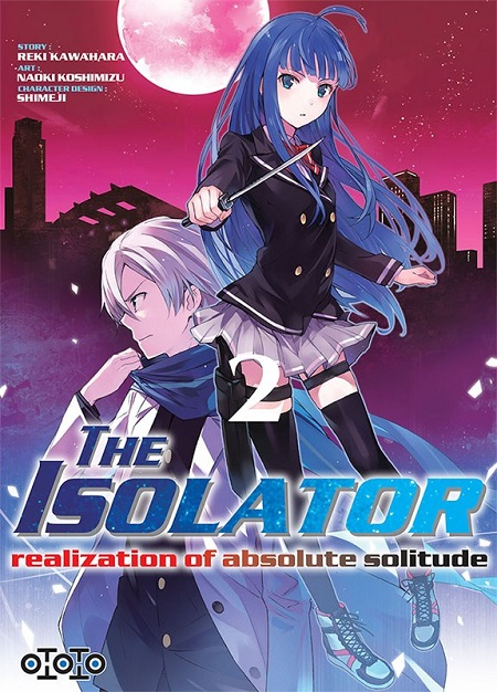 The Isolator T2 (21/09/18)