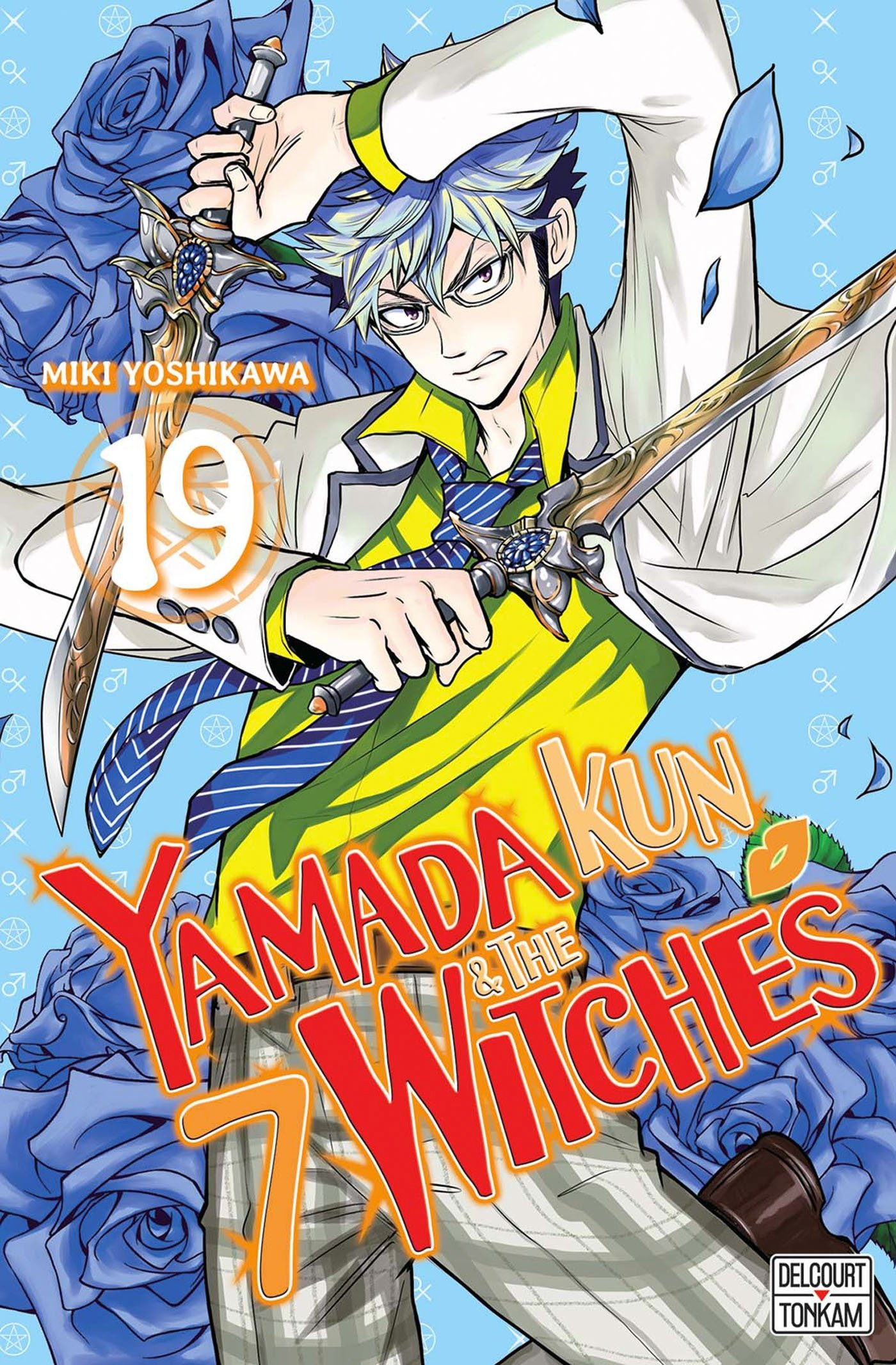 Yamada-kun & the 7 Witches T19 (05/09/18)
