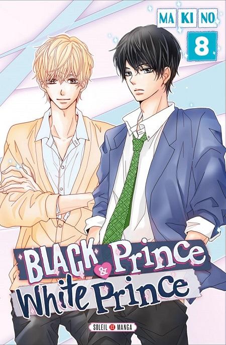 Black Prince & White Prince T8 (10/10/18)