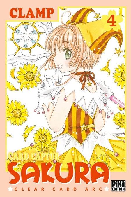 Card Captor Sakura - Clear Card Arc T4 (17/10/18)