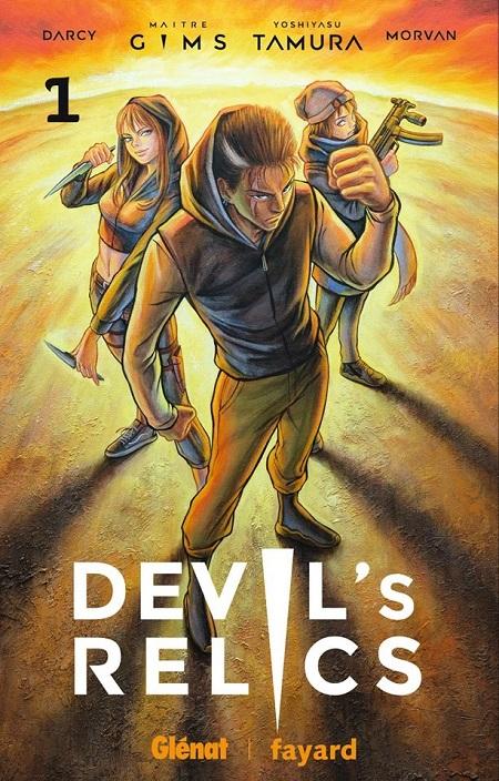 Devil's Relics T1 (31/10/18)