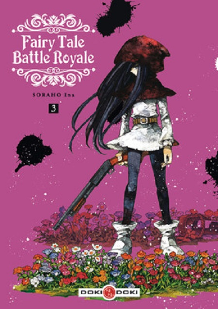 Fairy Tale Battle Royale T3 (31/10/18)