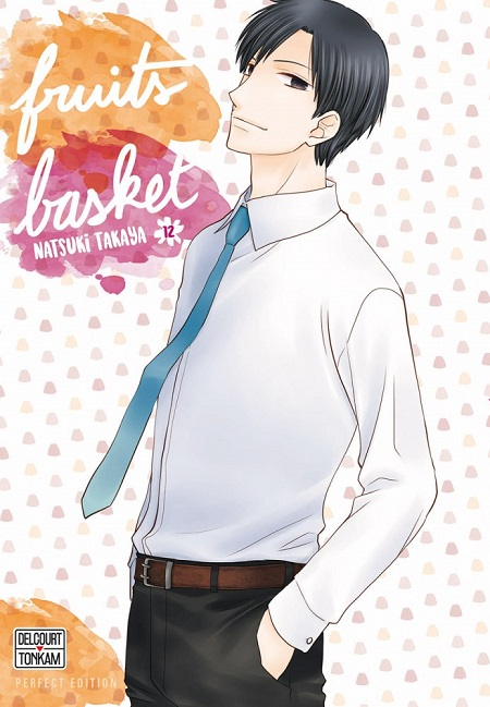 Fruits Basket T12 Perfect Edition (17/10/18)