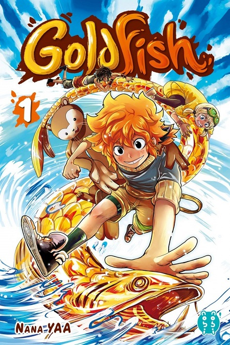 Goldfish T1 (10/10/18)