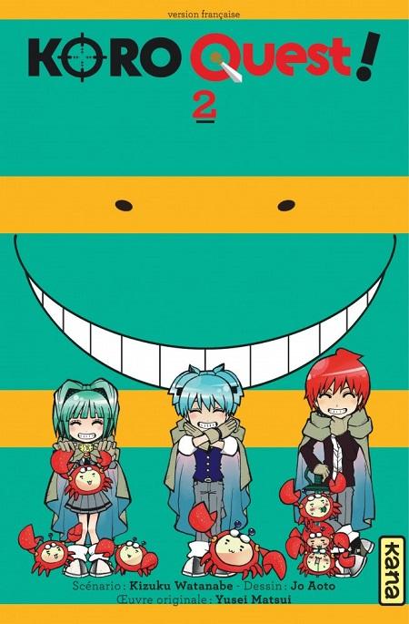 Koro Quest ! T2 (19/10/18)