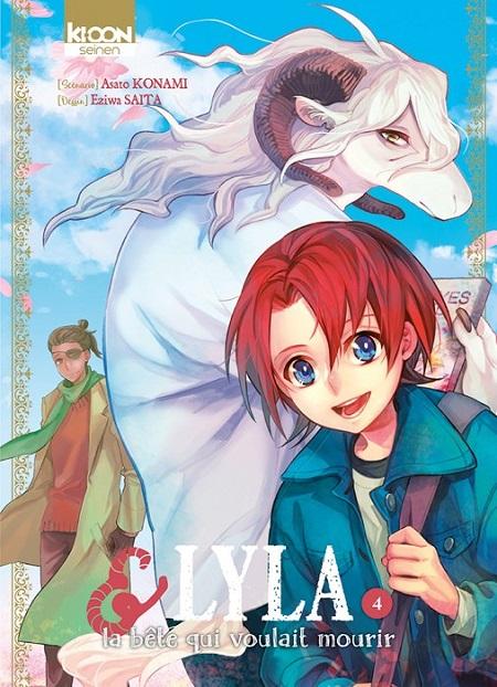 Lyla & la bête qui voulait mourir T4